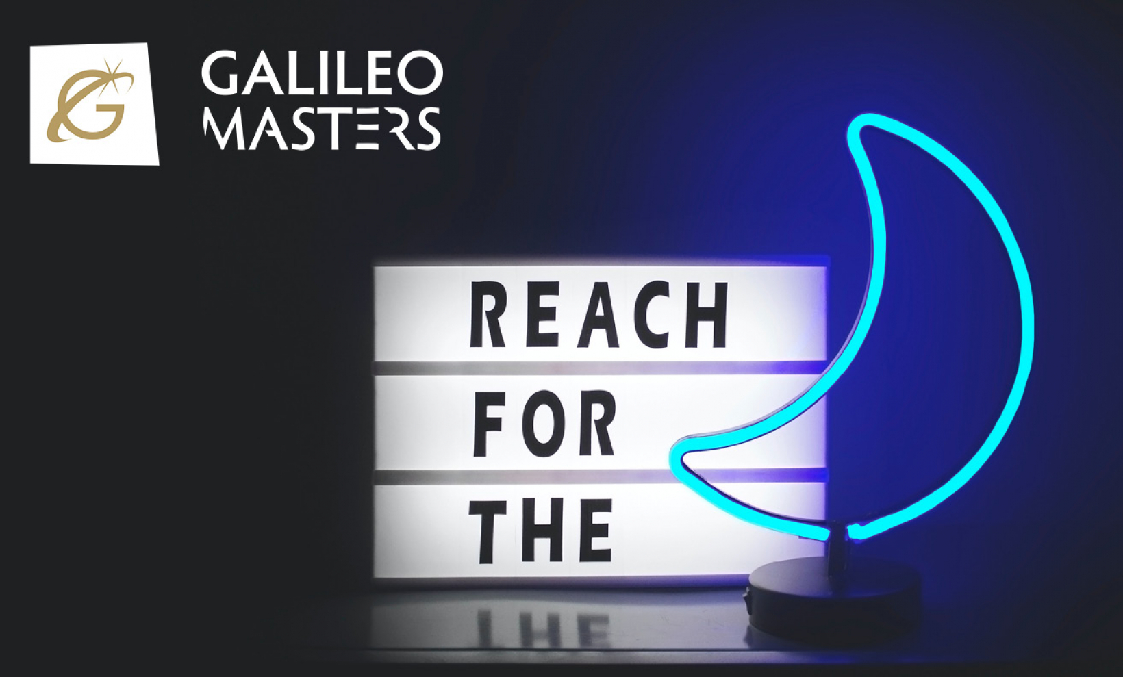 Take your ideas to the next level in this year's Galileo Masters