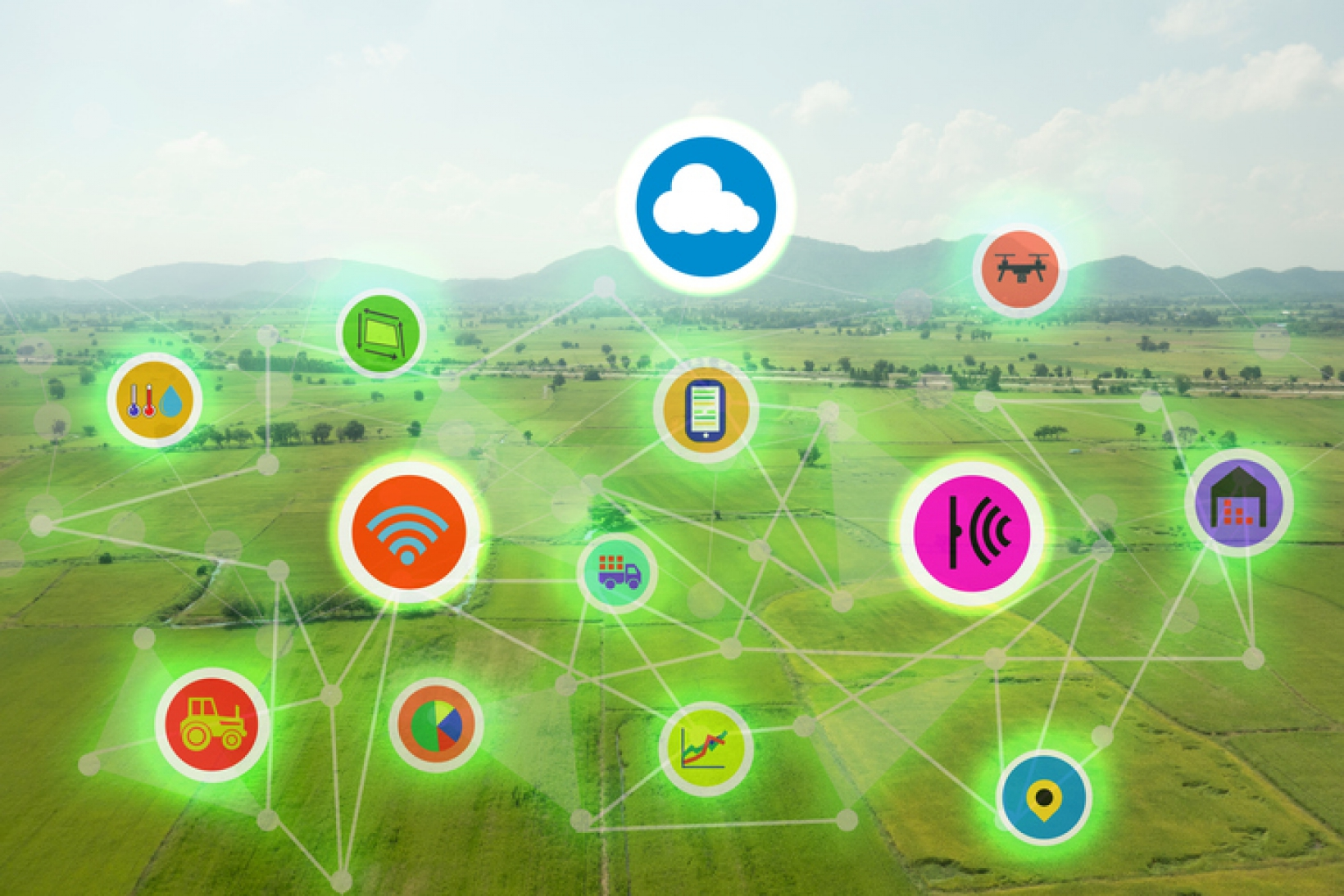 GNSS at the centre of a revolution in agriculture