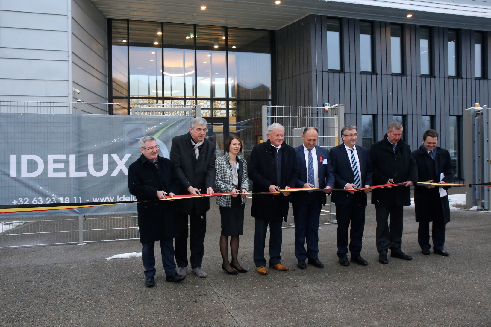 Galileo Integrated Logistic Support Centre inaugurated