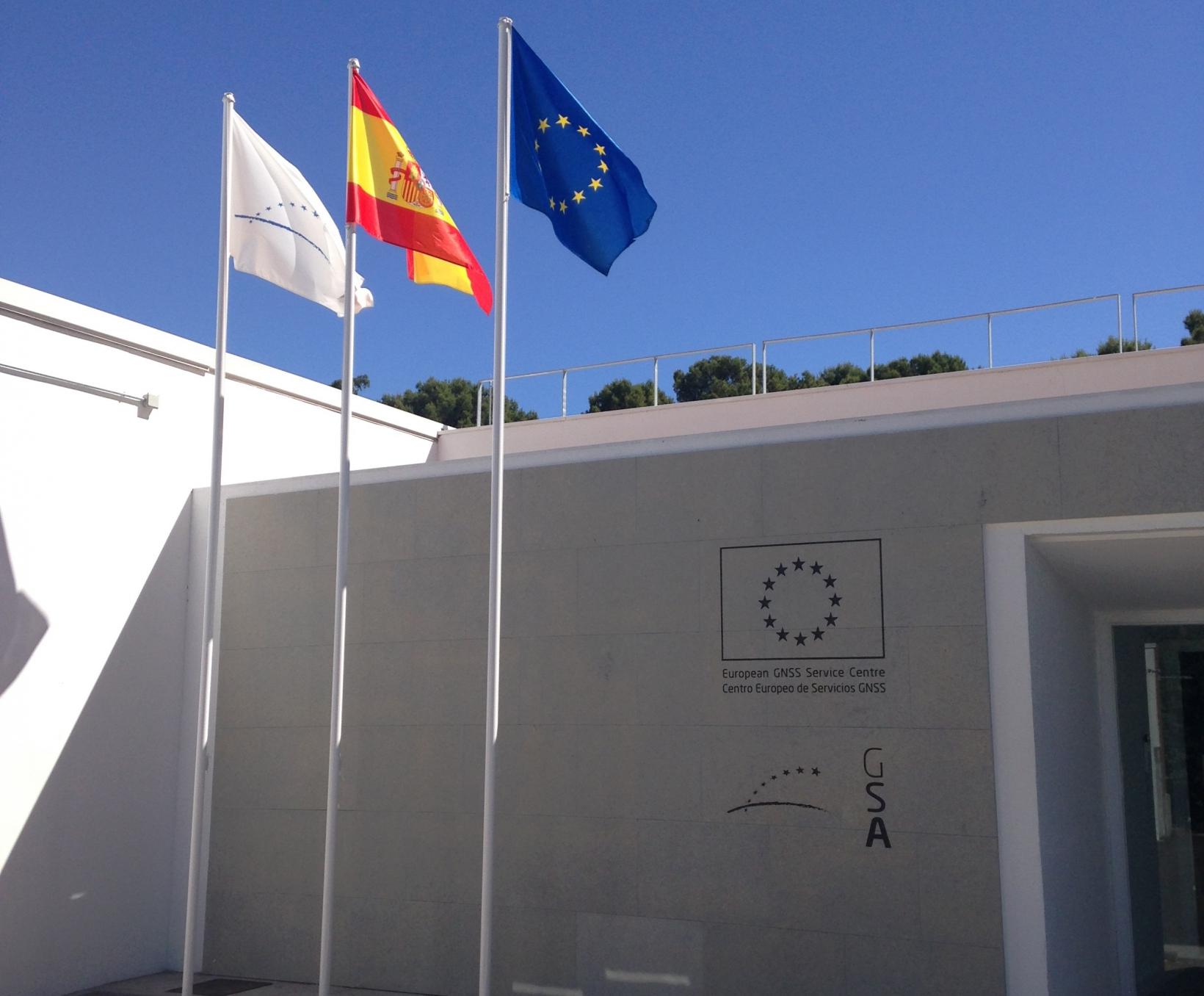 GSC premises in Madrid