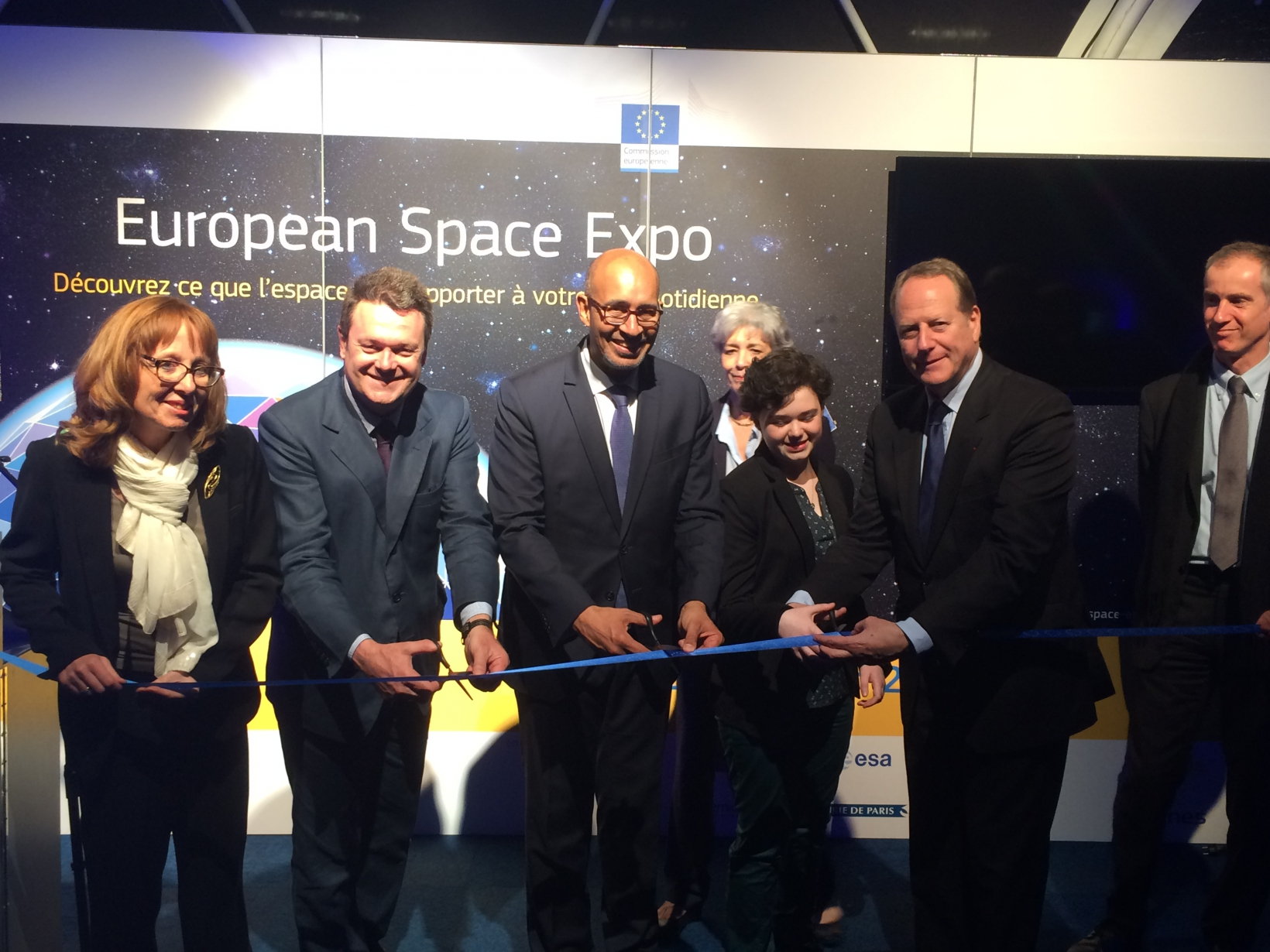 Over 950 000 European citizens have visited the Expo as it continues its tour of major European cities.