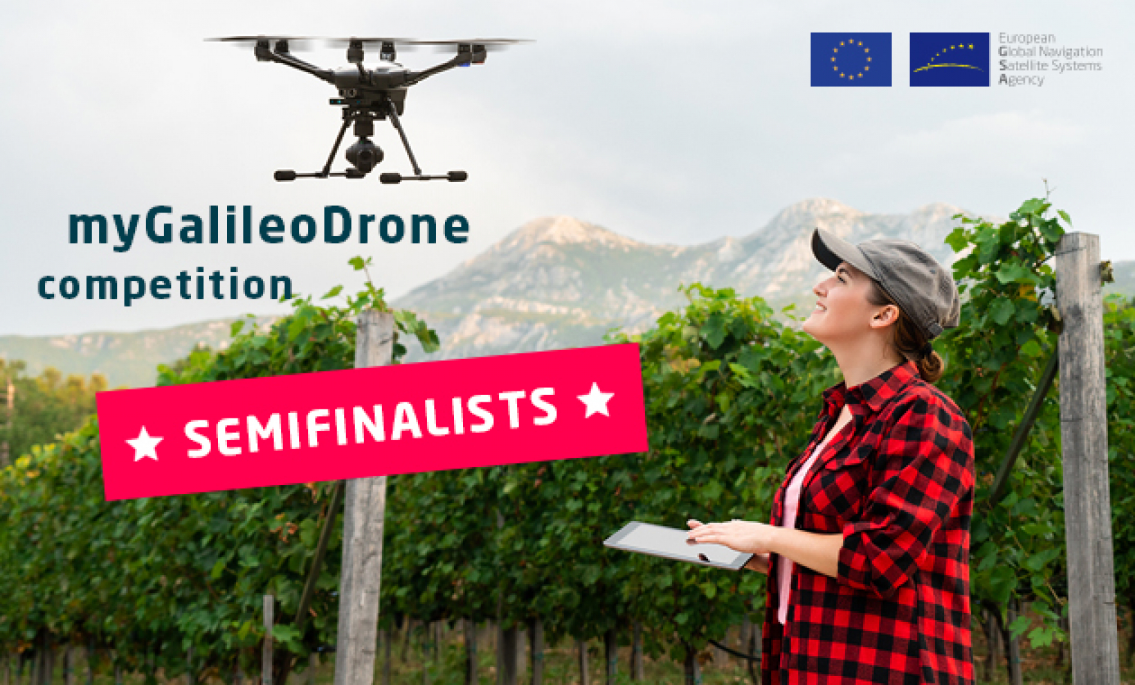 30 shortlisted projects were selected based on their level of innovation, market potential, technical feasibility and the extent to which they leverage Galileo.