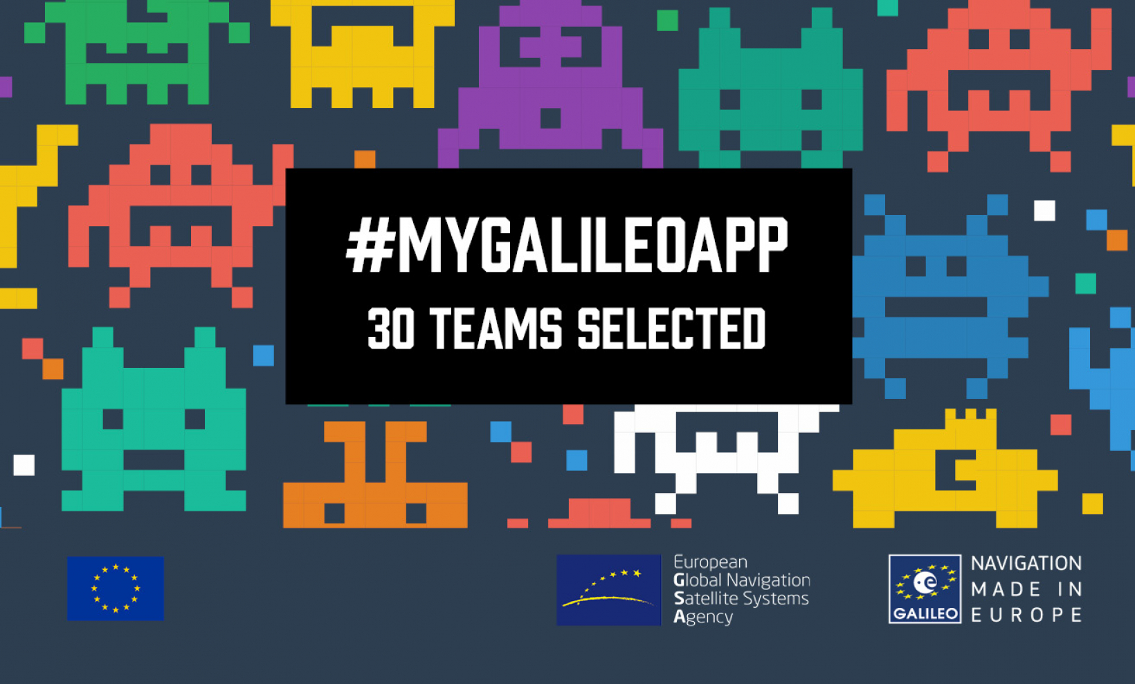 The 30 selected projects will now work on the beta versions of their apps.