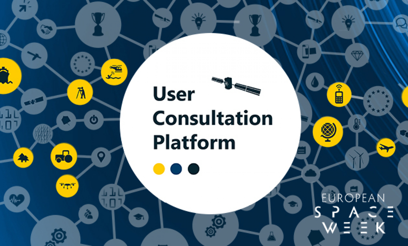 The User Consultation Platform (UCP) is a biennial event involving a wide range of users from 12 different market segments.