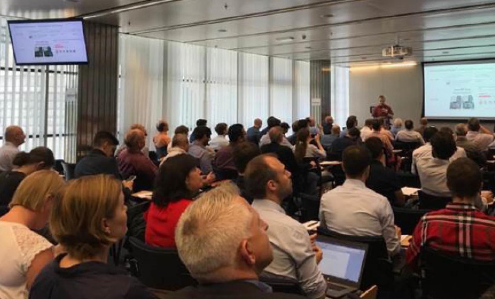 The workshop brought around 100 experts together to share their experience and progress around the use of raw measurements.