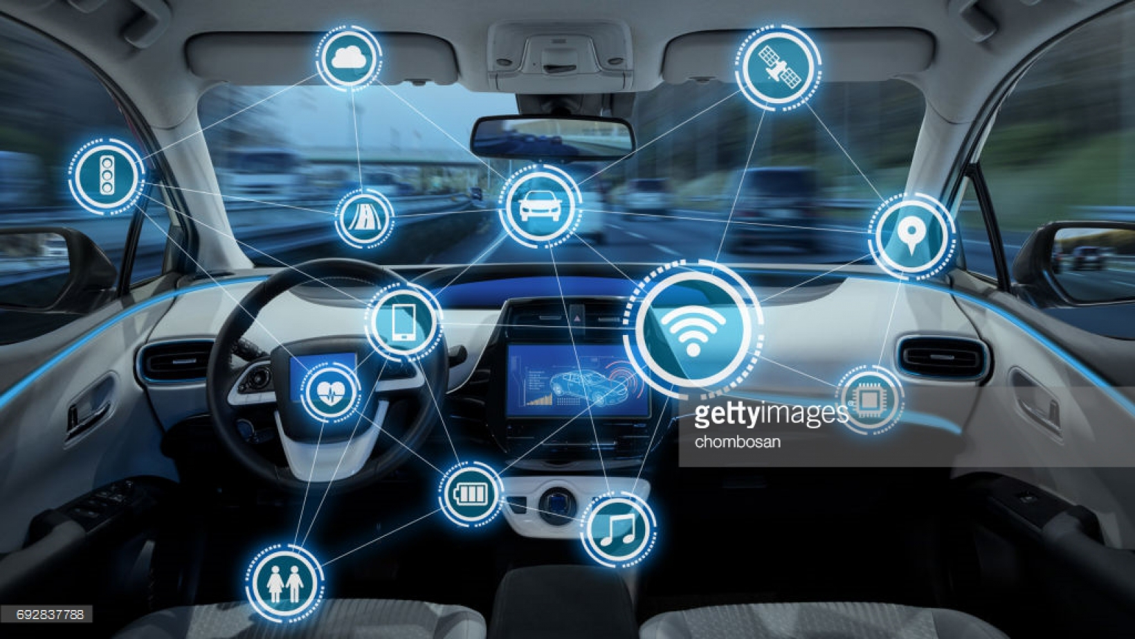 Central Role For Robust Gnss In Autonomous Driving