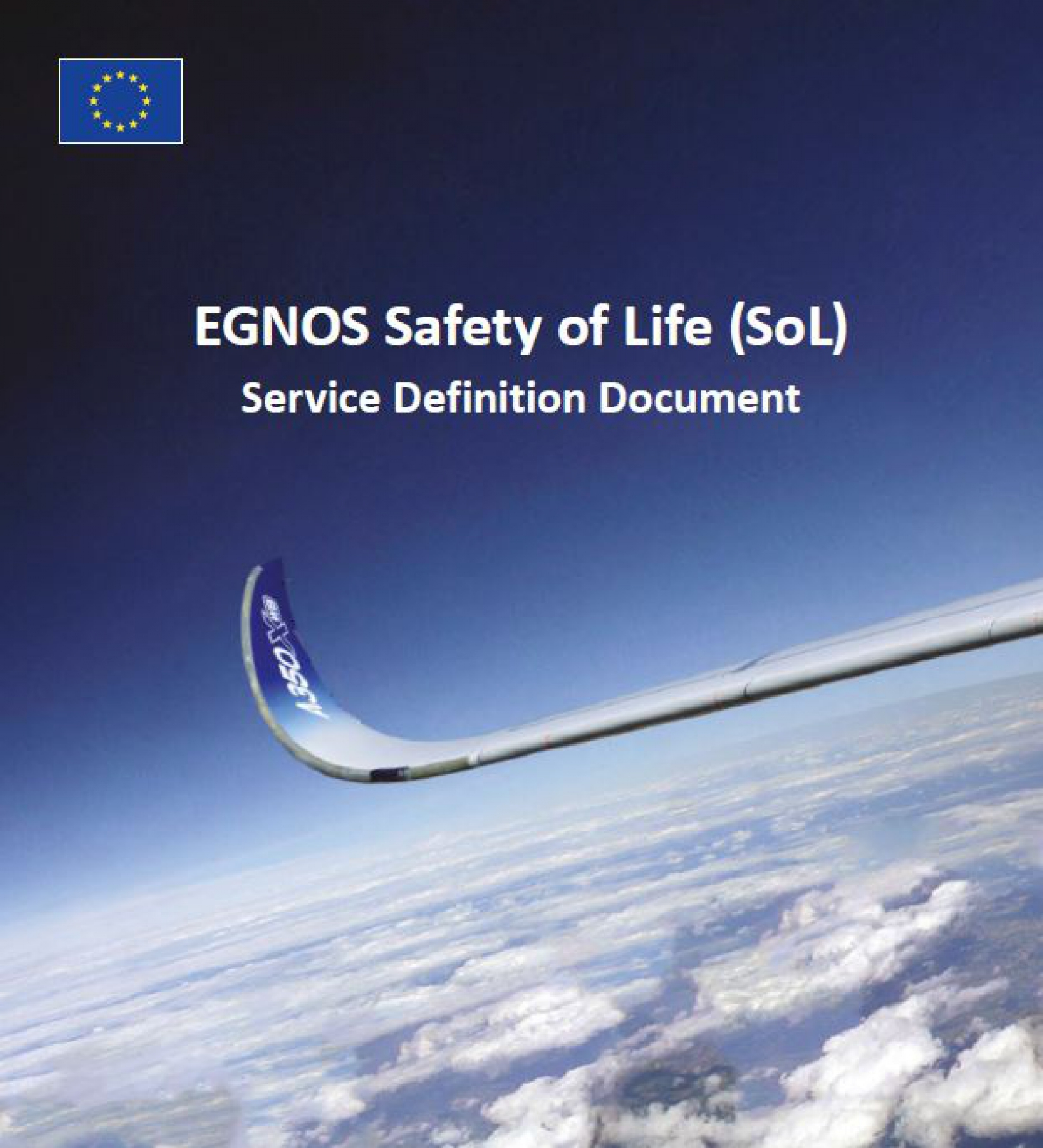 New Egnos Safety Of Life Service Definition Document Sdd