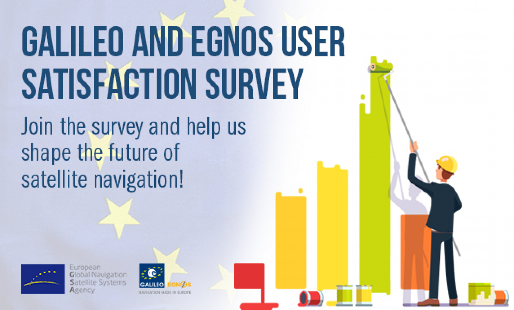 Help shape future evolutions of Galileo and EGNOS