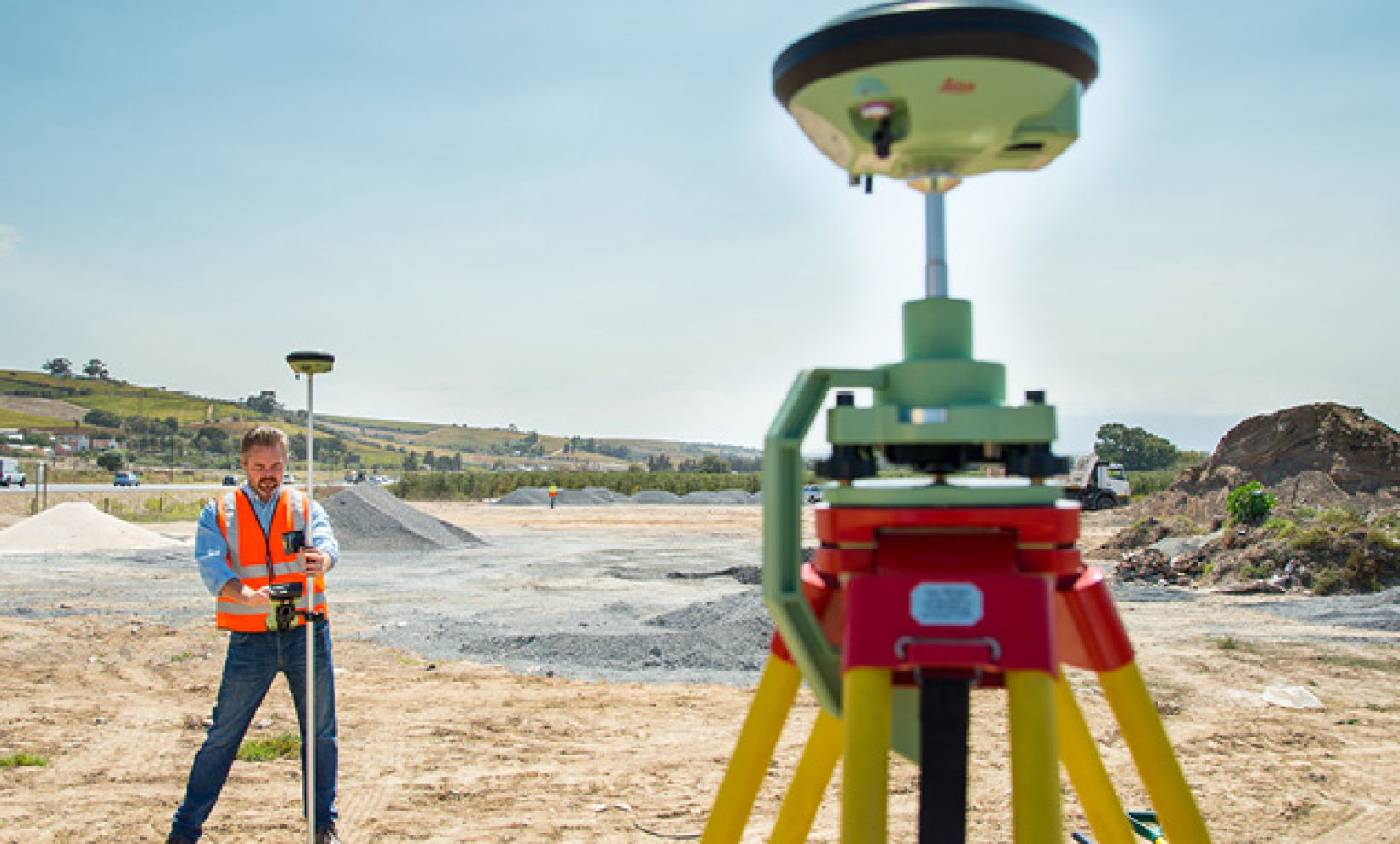 Users in the geomatics community are already very aware of the benefits that EGNSS offers.