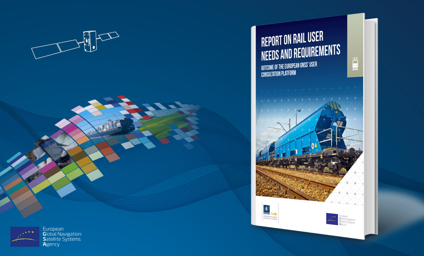 The report looks at the current market and technology trends for GNSS in the rail sector.