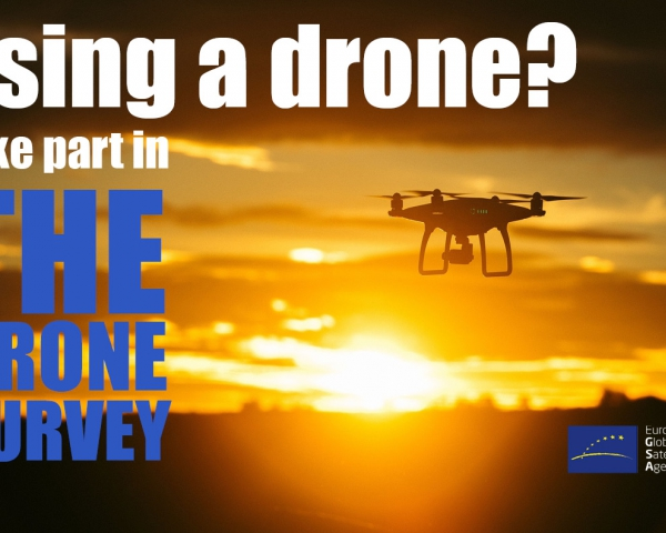 Using a drone? Take the survey