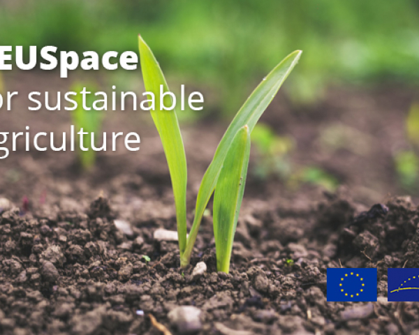 Space synergies are supporting sustainable solutions in agriculture.