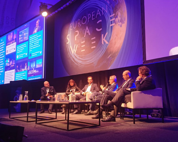 Space can contribute to a more sustainable future for Europe