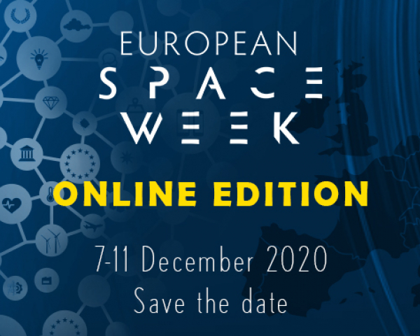 EUSW is a unique opportunity to share and learn from the leaders and innovators driving and shaping the future of Europe's space programme and space applications.