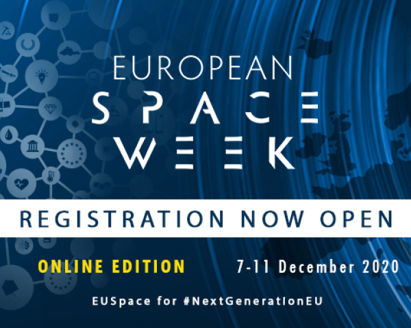 Join the discussion, shape the EU Space Programme, register early!