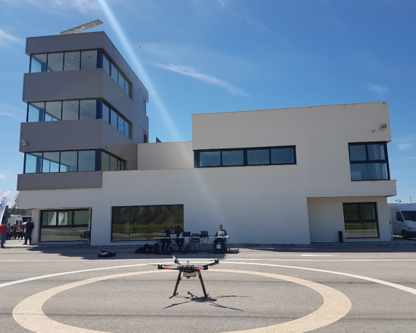 REAL RPAS ready for scenario testing at ATLAS