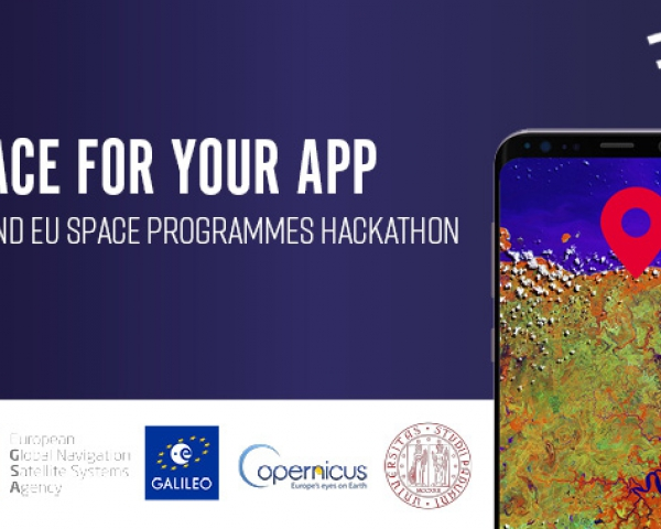 The EU Space Programmes Hackathon is a great opportunity to showcase skills and win great prizes!