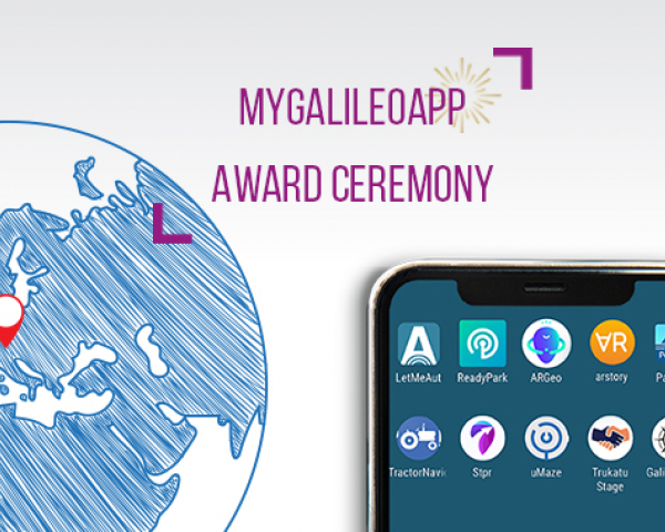 The MyGalileoApp awards will be handed out at a ceremony at GSA headquarters in Prague on 7 November.