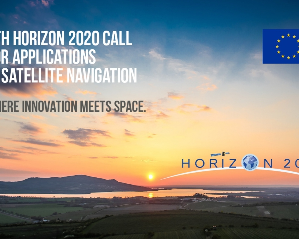 The 4th Horizon 2020 EGNSS Call will energise economic growth, foster digitisation and support environmental sustainability