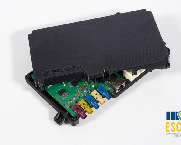ESCAPE has designed and prototyped the ESCAPE GNSS Engine (EGE), a unique positioning module intended to enable autonomous or semi-autonomous driving functions.