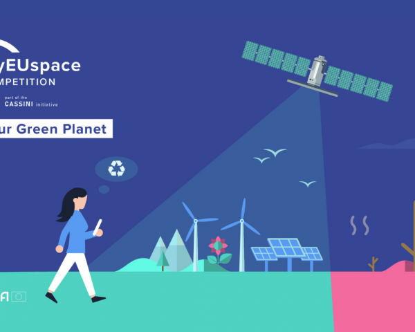 The objective of the competition is to support the development of innovative commercial solutions that are leveraging EU Space data from Galileo and/or Copernicus.