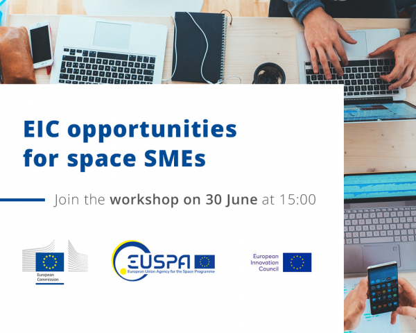 The first cut-off for the EIC Accelerator is 16 June.