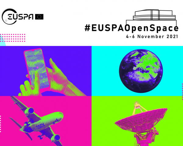 EUSPA Open Space will introduce the agency's new mission and the EU Space Programme to EU citizens in an open air exhibition.