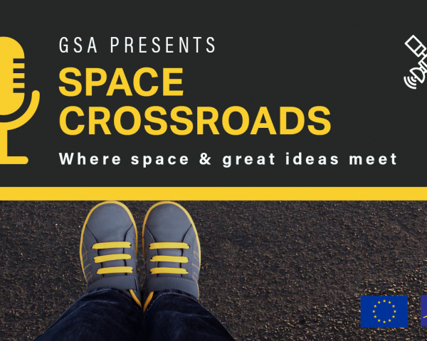 Space Crossroads is a forum for space entrepreneurs and start-ups to share their experience and learn from each other
