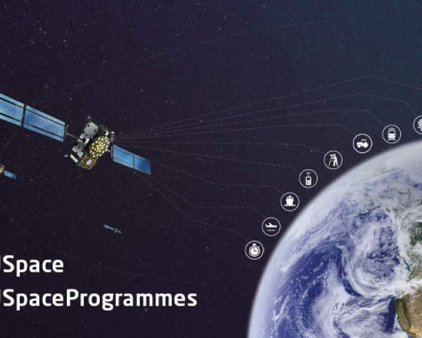 The new EU Space Programme will foster a strong and innovative space industry in Europe.