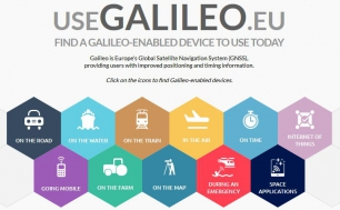 The enhanced UseGalileo site is another example of how the GSA is keeping the user at the centre of European GNSS.