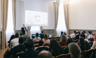 The Interconnectivity session during the 2018 European Space Week was packed with informative presentations from a range of stakeholders, projects and companies.