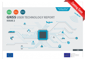Although the GSA GNSS User Technology Report won't be officially launched until ION GNSS+, you can already reserve your free copy today.