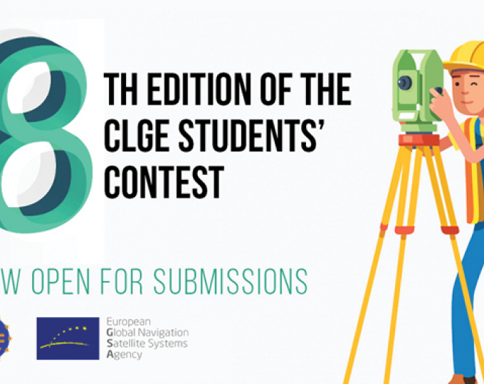 Students of topography, GIS, geodesy, mapping and related studies are invited to submit unique and innovative ideas.
