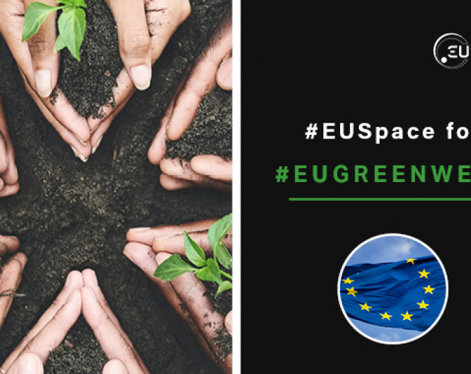 Individually and in synergy, the EU Space Programme components are making Europe greener.