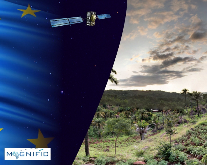MAGNIFIC demonstrated the benefits of EGNSS to African stakeholders. ©Panorama