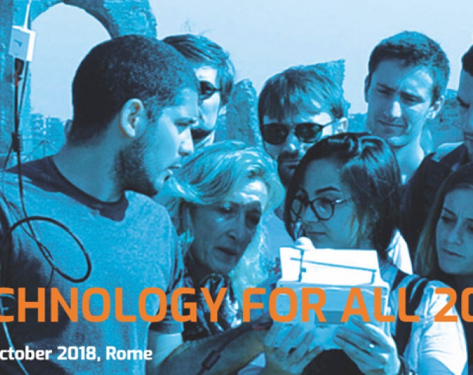 The Technology for All forum examined how positioning, navigation and imagery technologies are being used to protect our cultural heritage