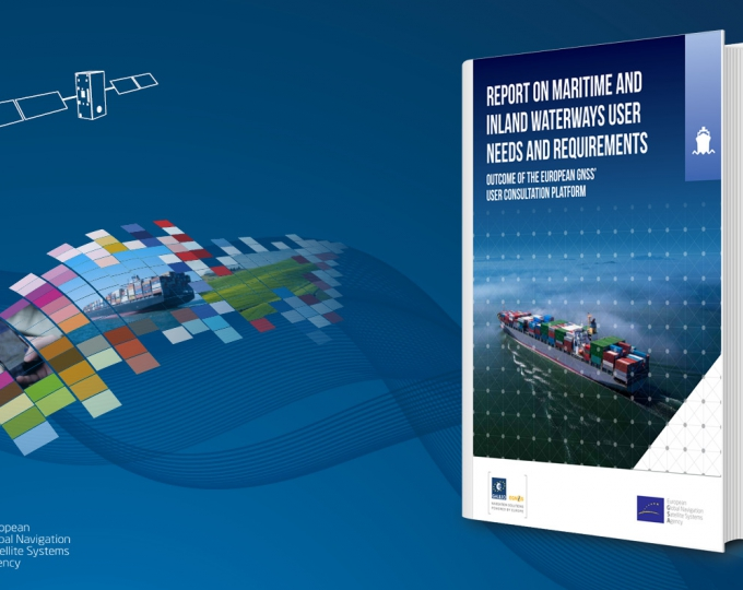 The report sheds light on the current market and technology trends for GNSS in the maritime and inland waterways domains.