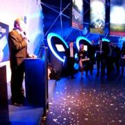 European Space Expo Farkas Bertalan megnyitója a Bp Erzsébet téren 20130320 PSVideo