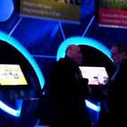 European Space Expo ESA vendégek bemutatása 20130320 PSVideo7