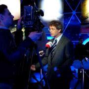 European Space Expo ESA GPS interjú hang nélkül 20130320 PSVideo8